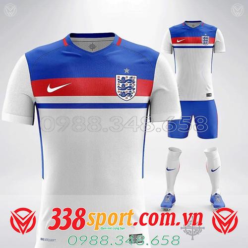 áo bóng đá tự thiết kế đẹp đội tuyển Anh