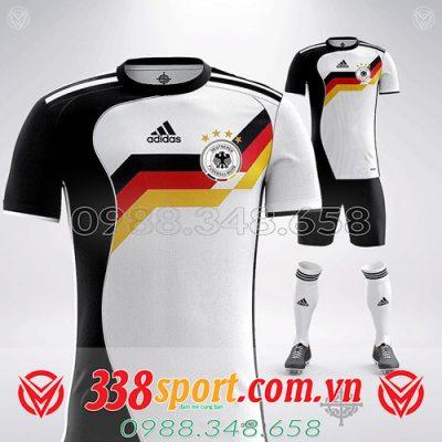 áo đấu đội tuyển Đức tự thiết kế đẹp 2020