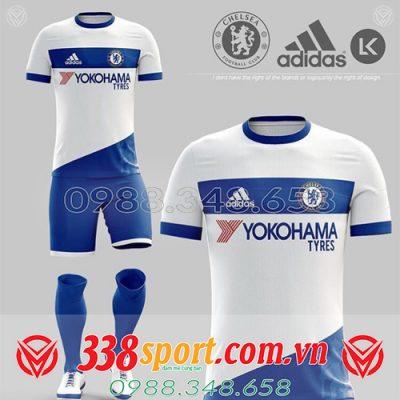 áo đá banh clb Chelsea tự thiết kế mới 2020