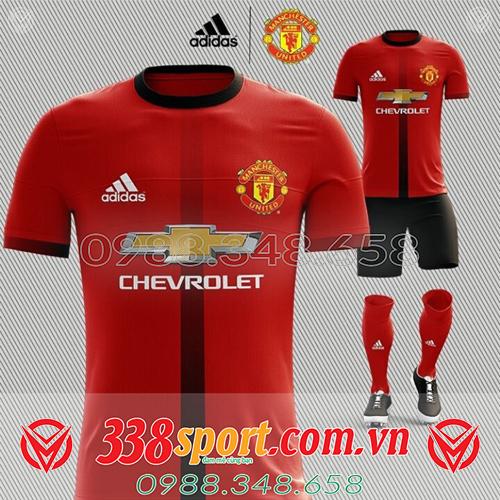 áo bóng đá tự thiết kế câu lạc bộ Mu đẹp