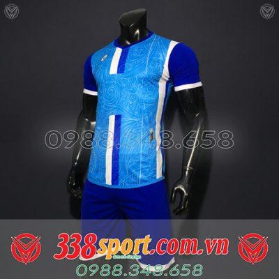 Áo bóng đá không logo vải Thái xịn