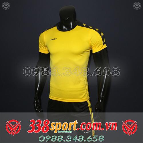 áo đấu không logo màu vàng giá rẻ