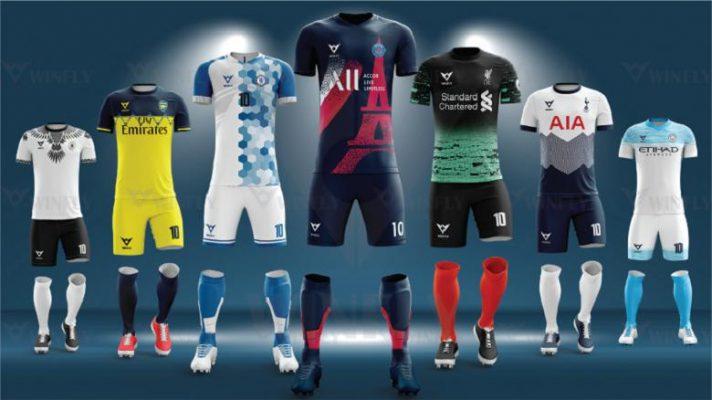 Quy trình may áo bóng đá nhanh nhất tại xưởng Hà Nội