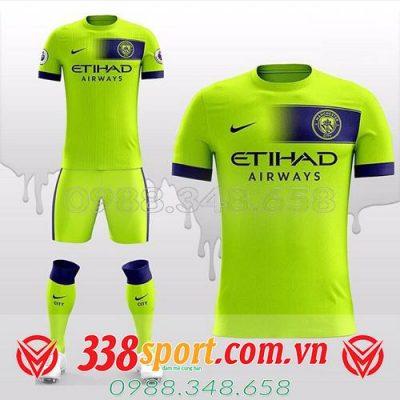 Áo CLB Man City tự thiết kế độc lạ