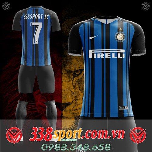 Áo Inter Milan sân nhà