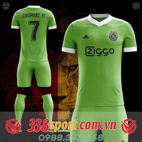 Áo Ajax sân khách hot nhất