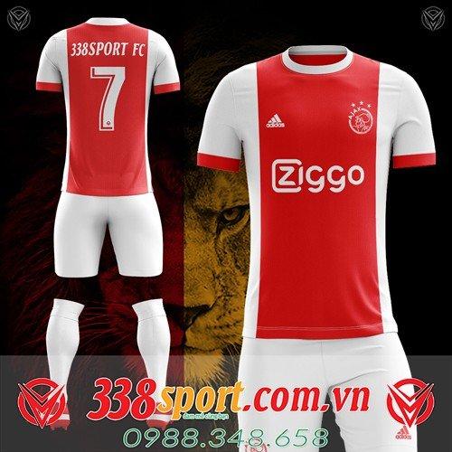 Áo Ajax mới nhất 2018
