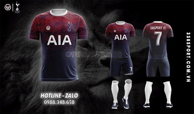 Áo Tottenham tự thiết kế