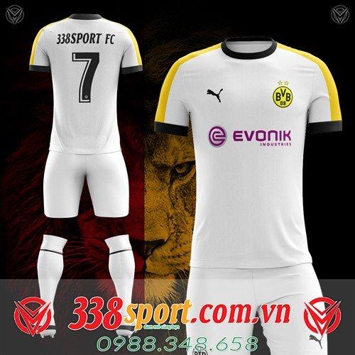 Áo Dortmund sân khách