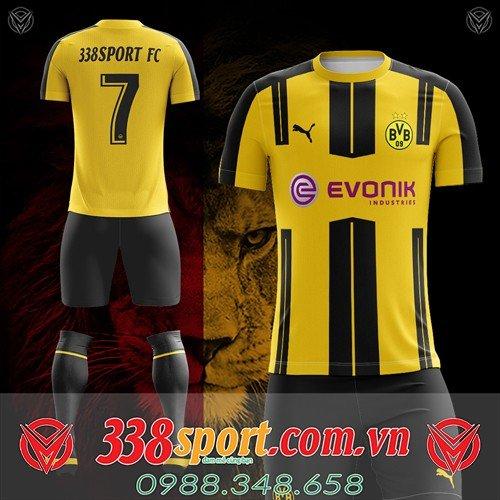 Áo Dortmund mới nhất