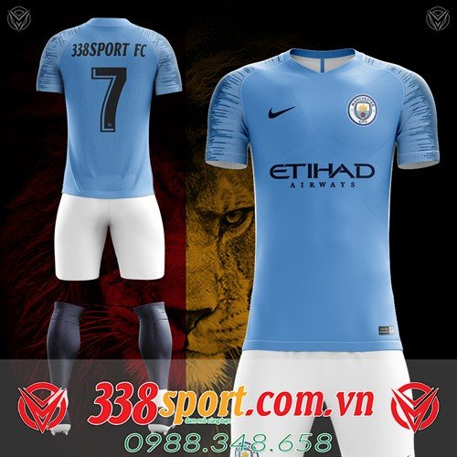 Áo Man City 2019